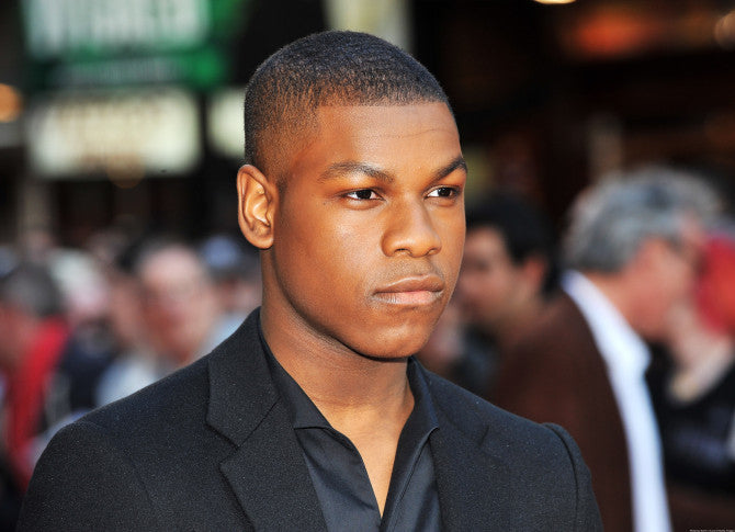John Boyega Shoots Down Star Wars' Alleged Gay Romance