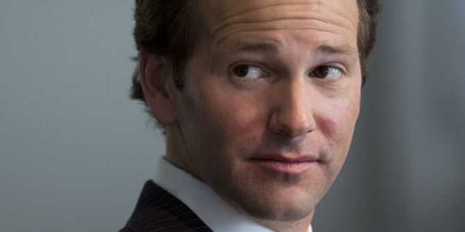 "Aaron Schock Is Back! …Sans ""Downton Abbey"" Inspired Office, Though Smug Attitude Remains"