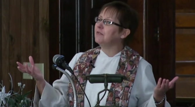 Amazing Pastor Comes Out To Congregation About Her Quarter Century Relationship With A Woman