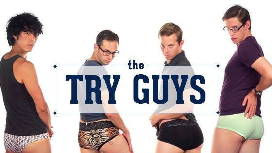 These Straight Dudes Are Very, Very Curious About Gay Sex