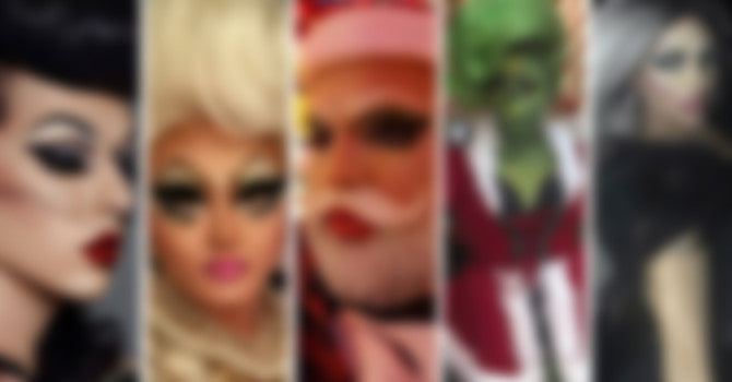 Painted For Filth: The 20 Fiercest Drag Queen Looks Of December