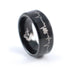 "Tungsten ""Pulse"" Ring"