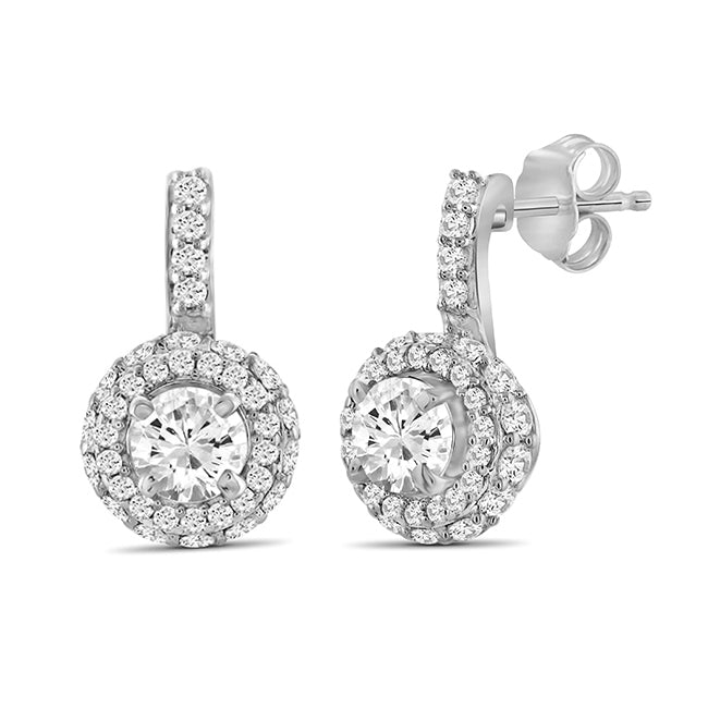 Diamonair Gold Earrings