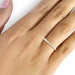 1/20 Carat T.W. Genuine White Diamond 14K Yellow Gold Ring