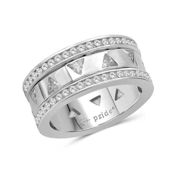 2.10 CTW 14K White Gold Diamond Ring