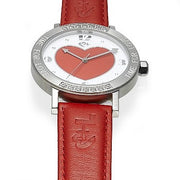 Love - Red with Crystals