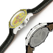 Yellow, Orange and Black Watch