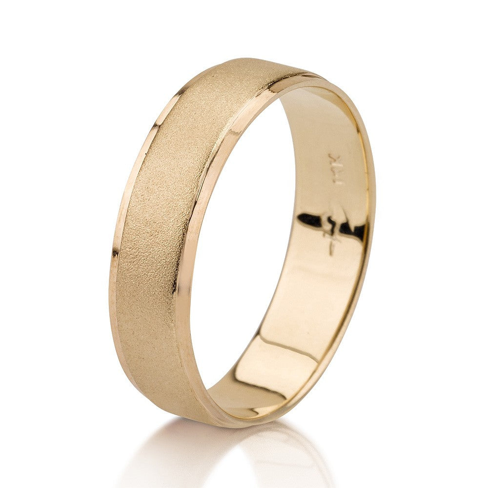 Gold Satin Band