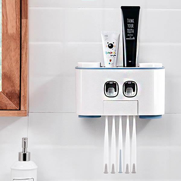 50%OFF For Limited Time - Auto Squeezing Toothpaste Dispenser