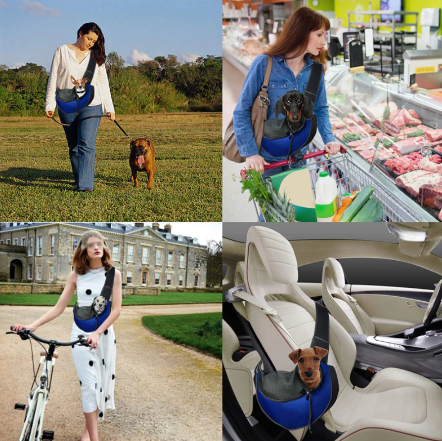 Pet Carrier Pouch - Buy 2 Free Shipping
