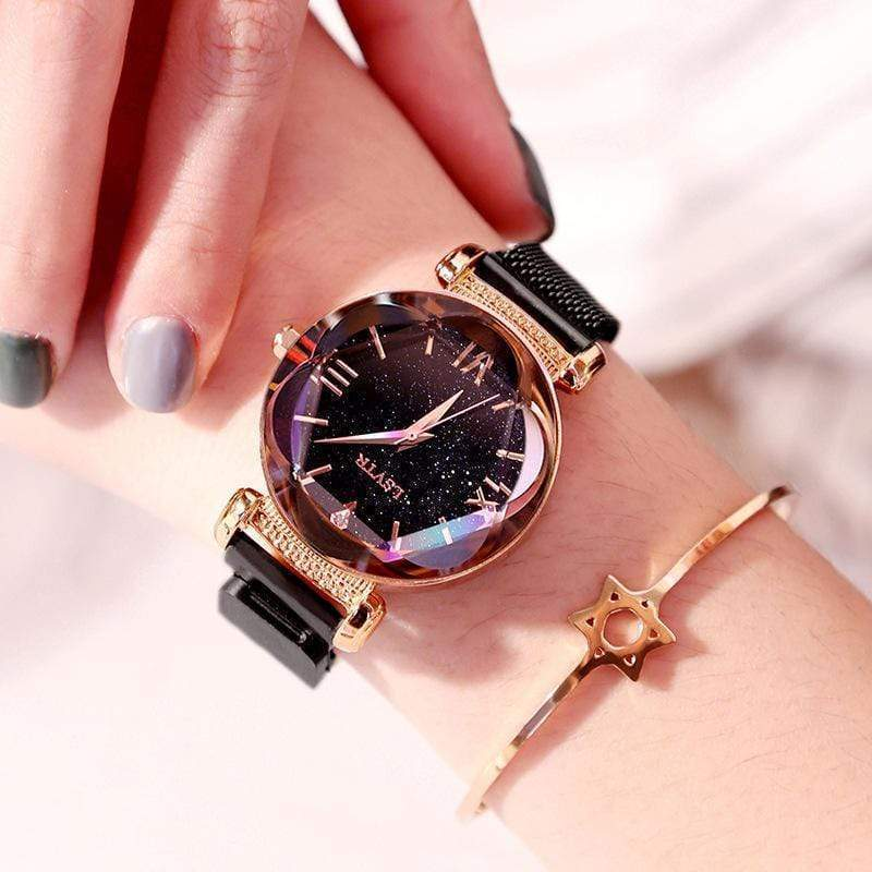 Elegant Magnetic Watch