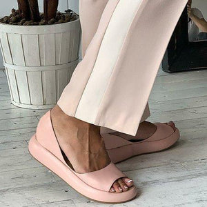 2020 New Leather Sandals