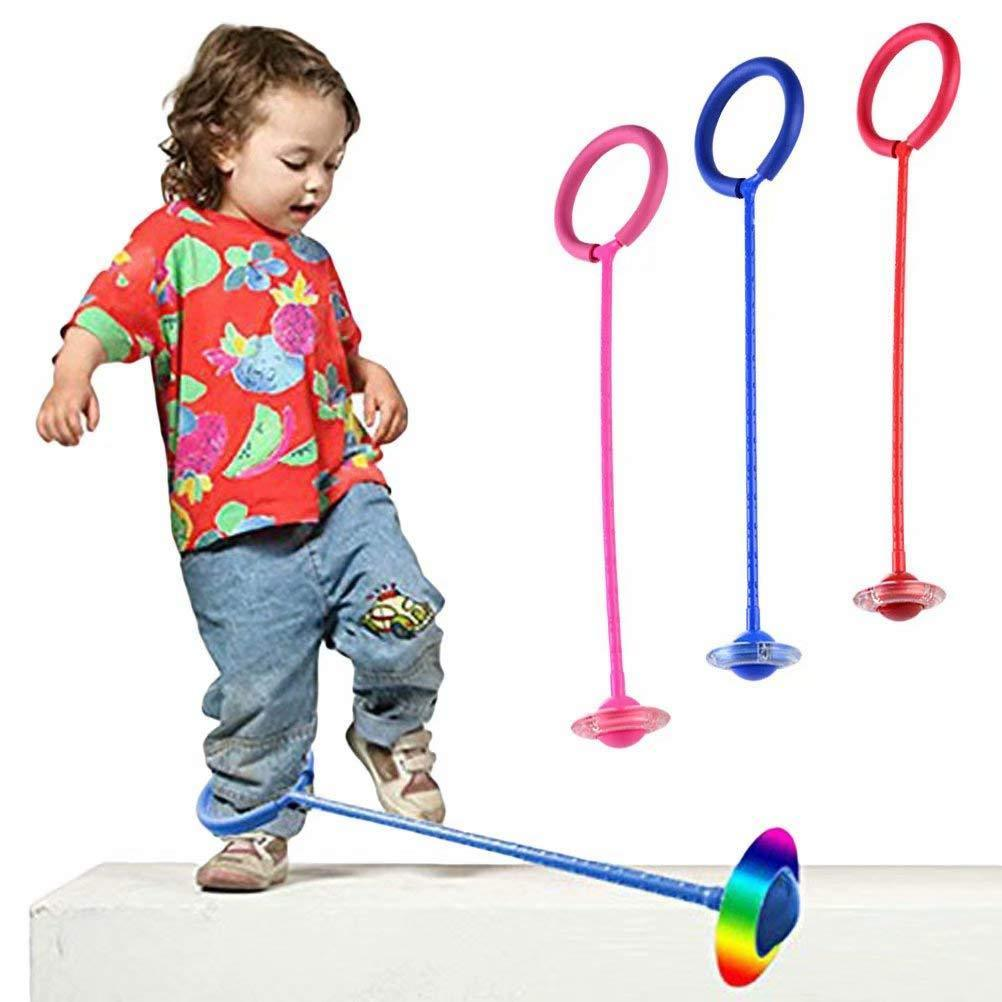 [Best Gift ] - Colorful Flashing Jumping New Skip Ropes