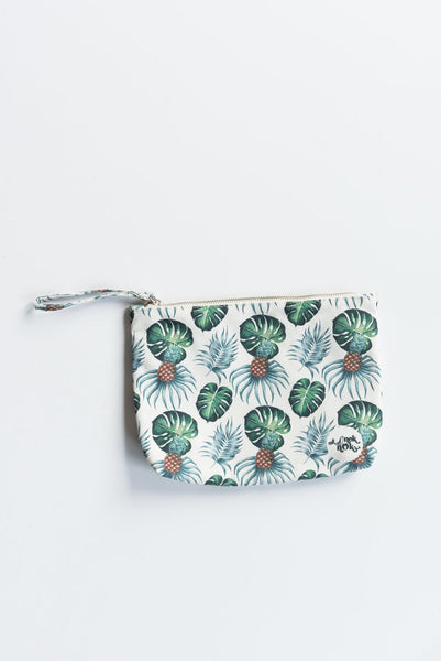 Pineapple Palm Bag