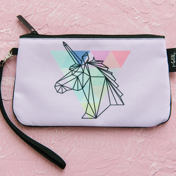 Purple Unicorn Bag