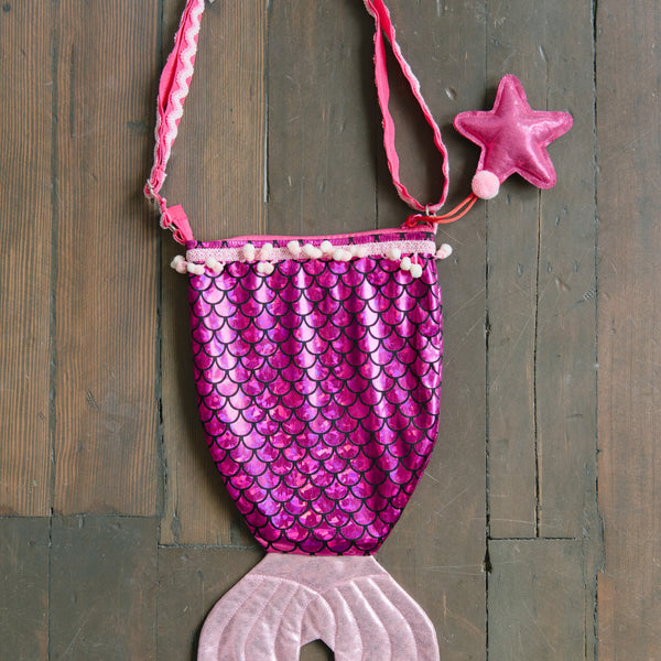 Pink Mermaid Bag