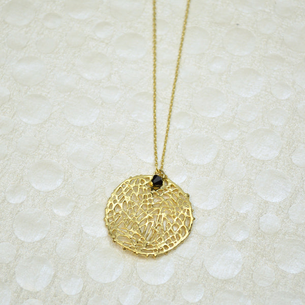 Gold Pendant Necklace, gold necklace, pendant, gold pendant, lobster clasp