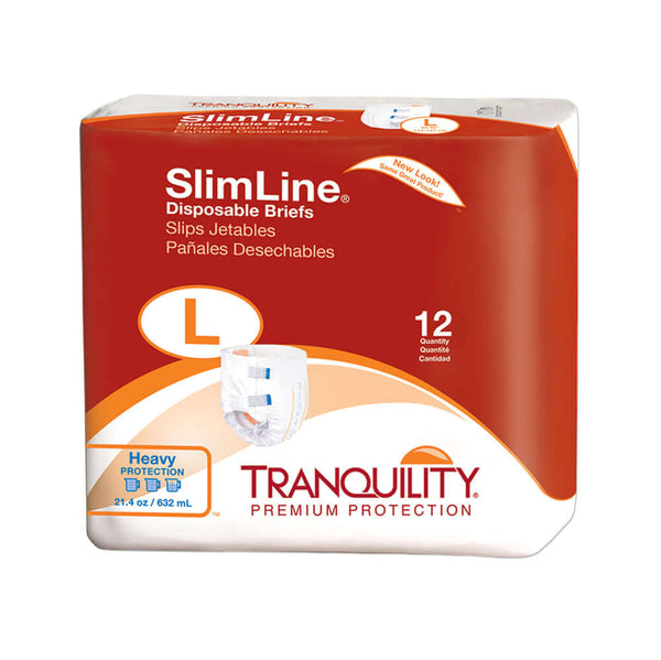 Slimline Adult Diapers