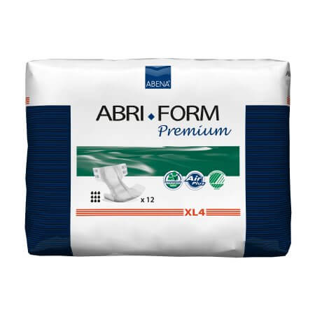 Abri-Form Premium Adult Diapers - Clothlike Cover