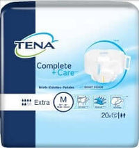 Tena Complete Plus Care Adult Diapers