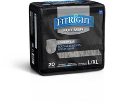 FitRight Ultra Underwear (Pullups) for Men