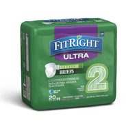 FitRight Stretch Ultra Adult Diapers