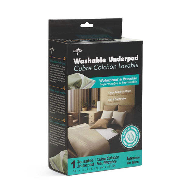 Medline Washable Underpads