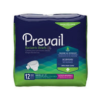 Prevail Bariatric  Adult Diapers - A (2X), B(3X)