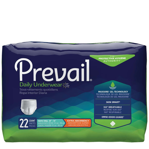 Prevail Protective Underwear  Extra Absorbency (Pullups)