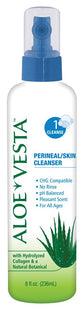 Aloe Vesta Perineal Skin Cleanser, 8 oz. Bottles, Shipping Included