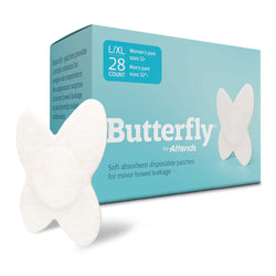 Butterfly Body Patches by Attends