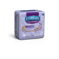 FitRight Ultra Underwear (Pullups) for Women