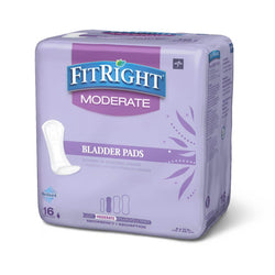 Discreet FitRight Pads- Light