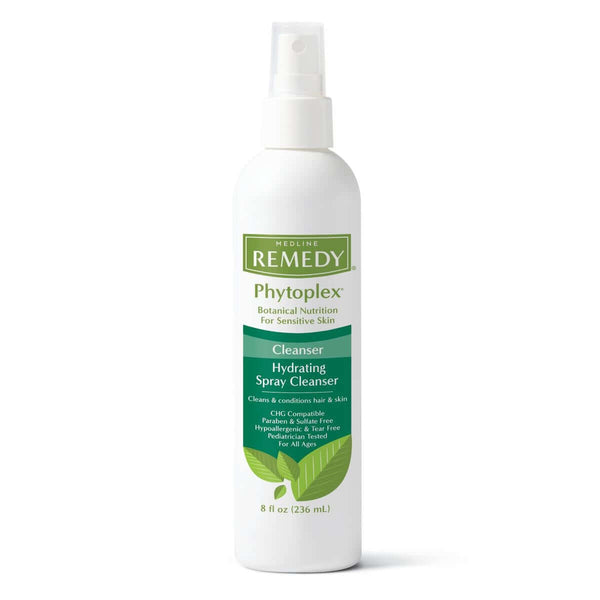 Remedy Phytoplex No-Rinse Hydrating Spray Cleanser, 8 oz Pump Bottles