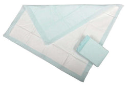 Protection Plus Polymer Underpads, 150 per case, 23x36