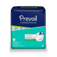 Prevail Protective Underwear Extra Absorbency (Pullups), 2XL, 48 per case, Shipping Included