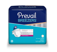 Prevail Breezers Adult Diapers, XLarge, 60 per case, Shipping Included