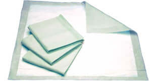 Select Underpads, 3 sizes