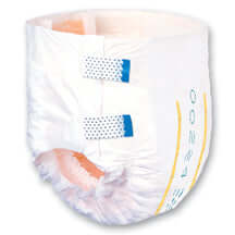 Slimline Adult Diapers, XSmall, 100 per case, Shipping Included