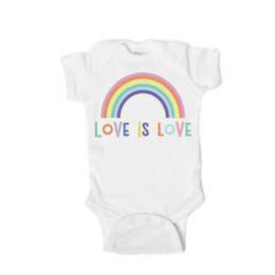Love onesie NEW 6-12 mo
