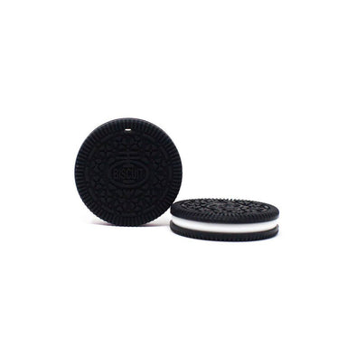 silicone teether NEW oreo