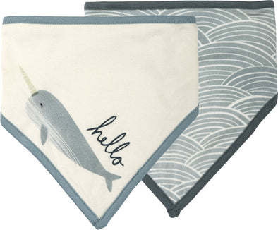 NEW bib set whale