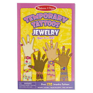 temporary tattoos jewelry NEW M&D