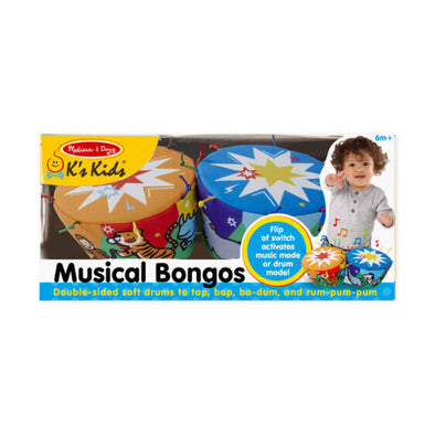 musical bongos NEW M&D