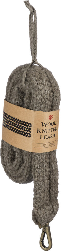 NEW wool leash
