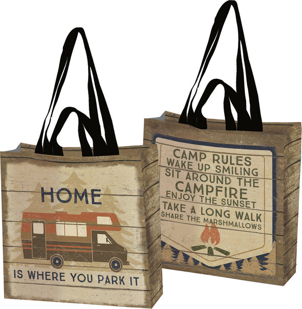 Camp tote NEW