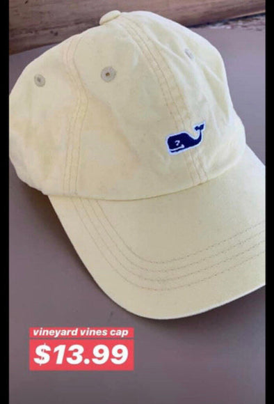 vineyards vines cap