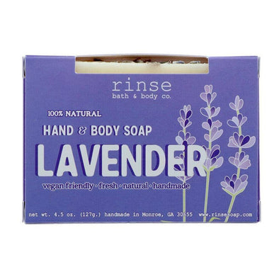 Rinse soap lavender NEW
