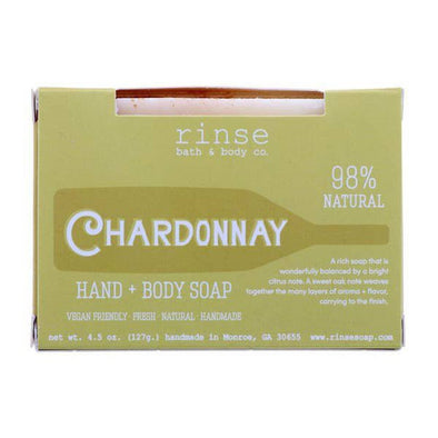 Rinse soap chardonnay NEW