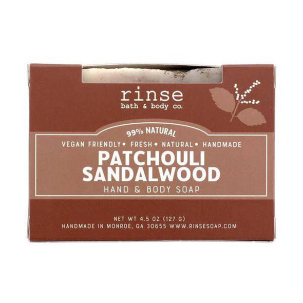 Rinse soap patchouli NEW